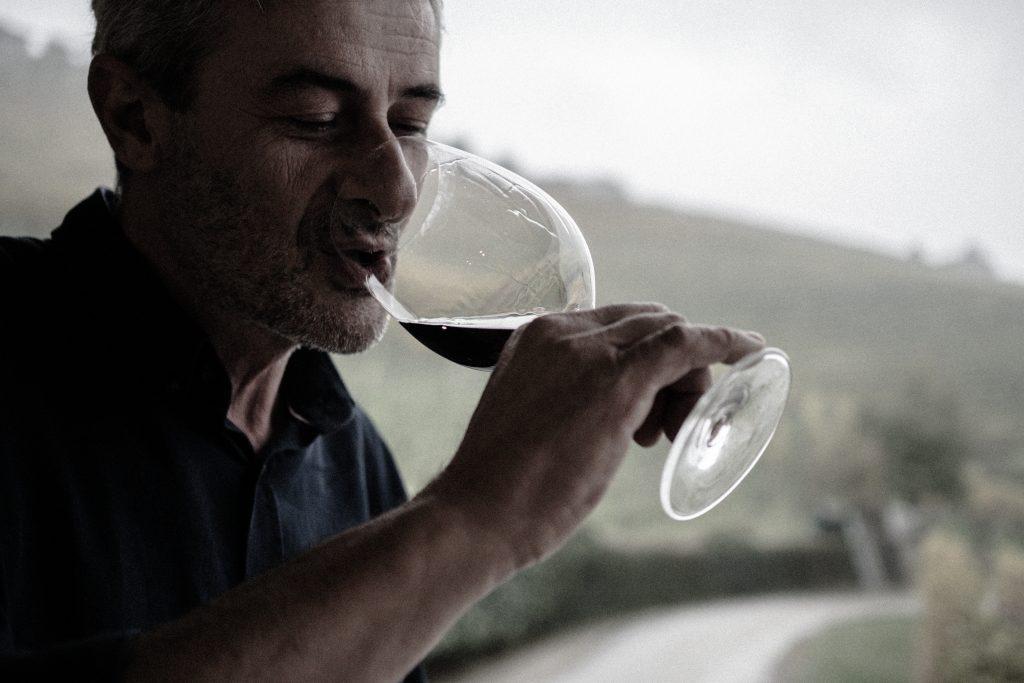 Za vínem a lanýži