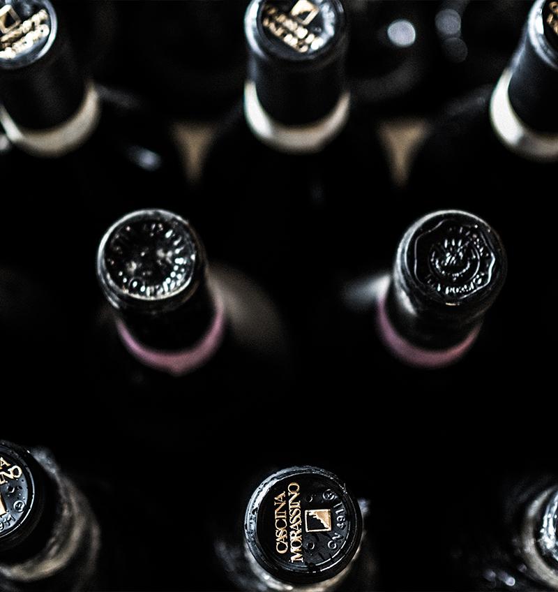 Láhve vína